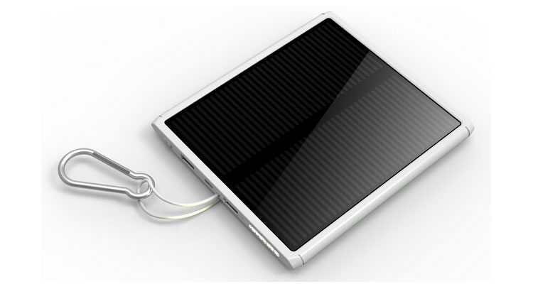 solar powerbank for iphone and mobile phone